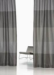 Afbeeldingsresultaat voor gordijnen brede horizontale streep