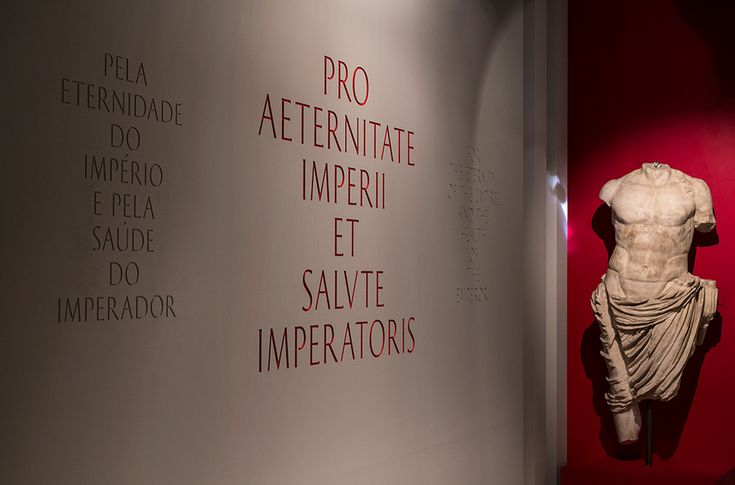 Exposição Lusitania Romana | Trabalho | FBA. - Ferrand, Bicker & Associados