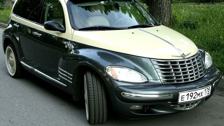 """Chrysler PT Cruiser this is Harry Potter!"" (C)"
