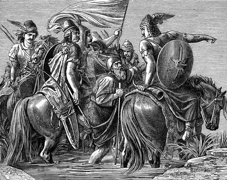 Magyars arrive in Hungary