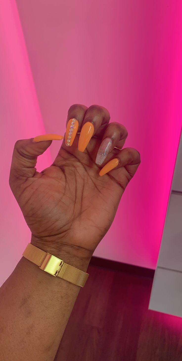 October nails 🍁  – My Personal Nails