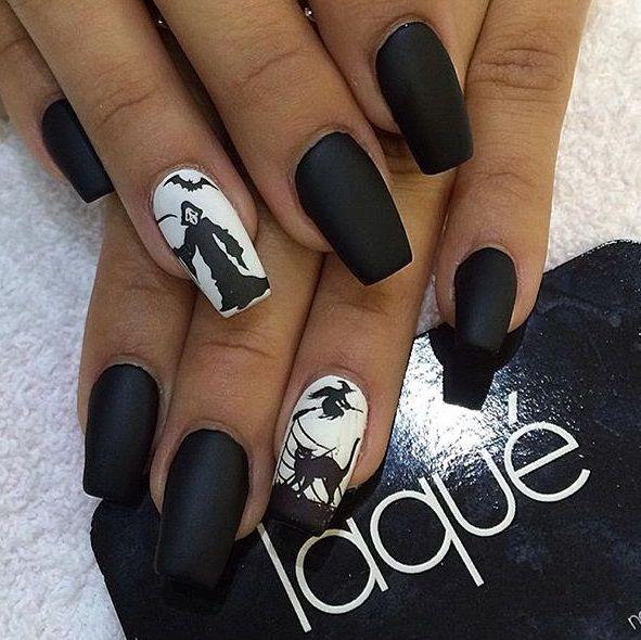 halloween nails @KortenStEiN   10 lil lovely's ...
