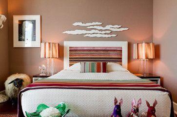 Dreamweave: Master Bedroom: Coffinier Ku Design - contemporary - bedroom - new york - Rikki Snyder