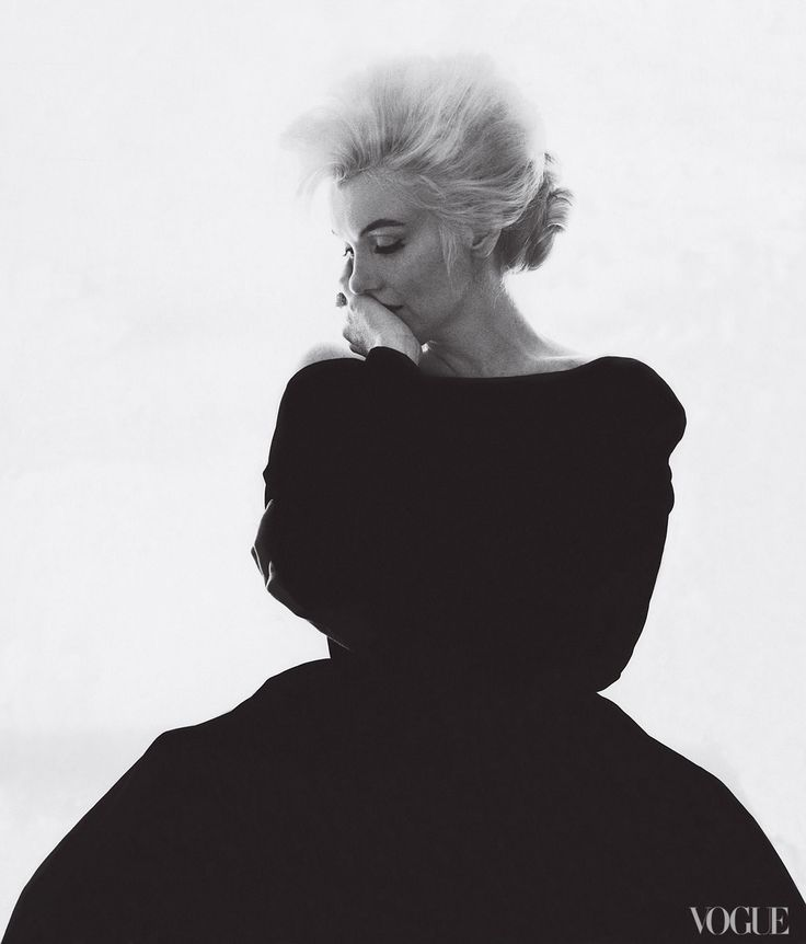 In 1962, editor Babs Simpson dressed Marilyn Monroe in Christian Dior Haute Couture for Bert Stern's famous last portraits of the actress.  Photographed by Bert Stern, Vogue, 1962 / Courtesy of Abrams: Marilyn Monroe, Christiandior, Christian Dior, Norma Jeans, Agent Provocateur, Portraits, New Books, Bert Stern, Haute Couture