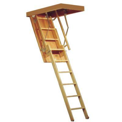 resultado de imagen para gradas de madera para subir a un altillo attic