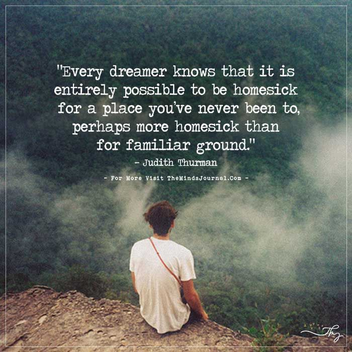 Every dreamer knows... - https://themindsjournal.com/every-dreamer-knows/