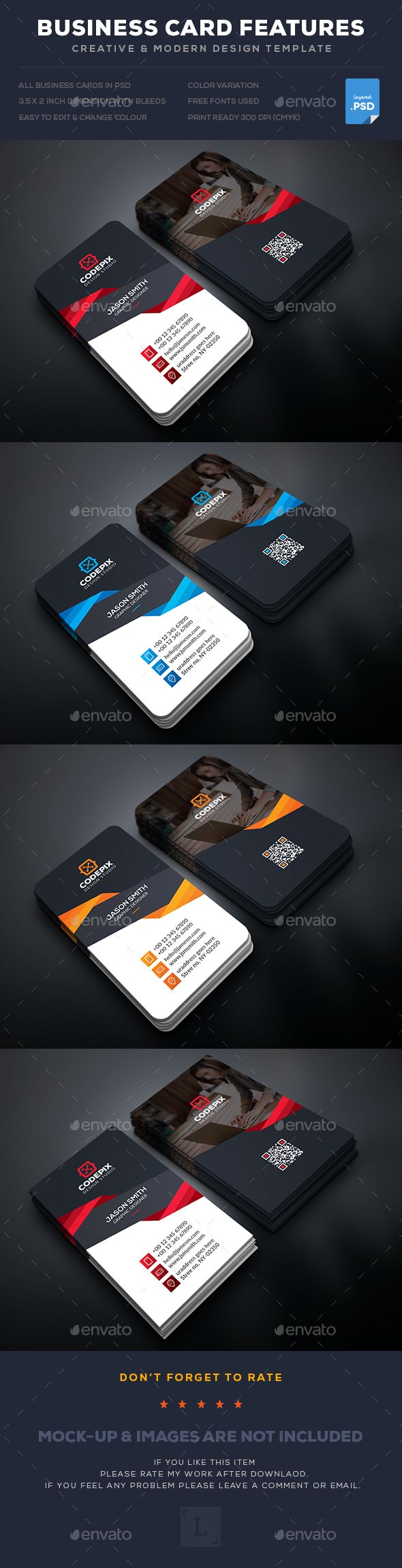 170 best DESIGN || Business cards images on Pinterest | Business ...