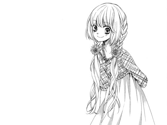 Shoujo Manga Pictures Romantica clock