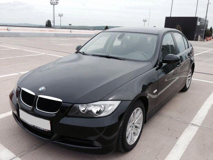 BMW 320, 2.0 Diesel, 170 CP, cutie automata