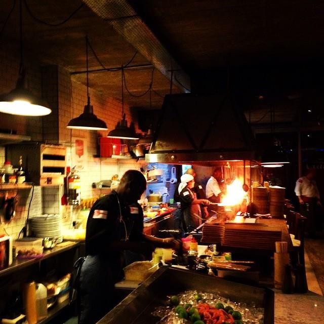 Nuestra cocina expuesta. 100% pasión gastronómica.  https://www.facebook.com/Olayarestaurant  #food #foodporn #peruvianfood #yummy #amazing #instagood #photooftheday #sweet #dinner #lunch #breakfast #fresh #tasty #foodie #delish #delicious #eating #foodpic #foodpics #eat #hungry #foodgasm #hot #foods