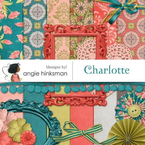 Charlotte By Angie Hinksman