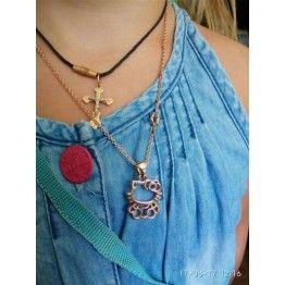 Iutopian Cute Kitty Necklace