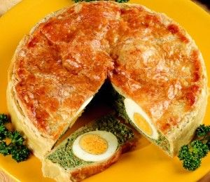 torta salata di pasqua