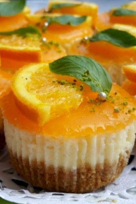 Portakallı Porsiyonluk Chesecake #portakallıporsiyonlıkcheseecake #kektarifleri #nefisyemektarifleri #yemektarifleri #tarifsunum #lezzetlitarifler #lezzet #sunum #sunumönemlidir #tarif #yemek #food #yummy