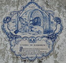 Historia da Padeira de Aljubarrota