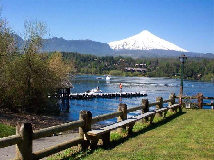 Villarrica Chile | villarrica chile es la ciudad a orillas del lago villarrica todavia ...