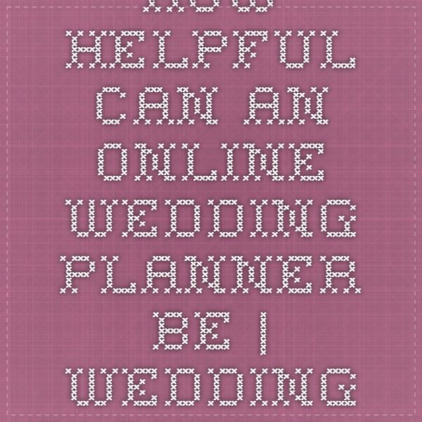 How Helpful Can An Online Wedding Planner Be | Wedding Planner Salary