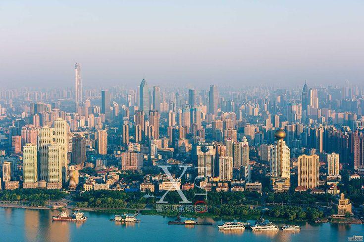 Wuhan Einwohner
