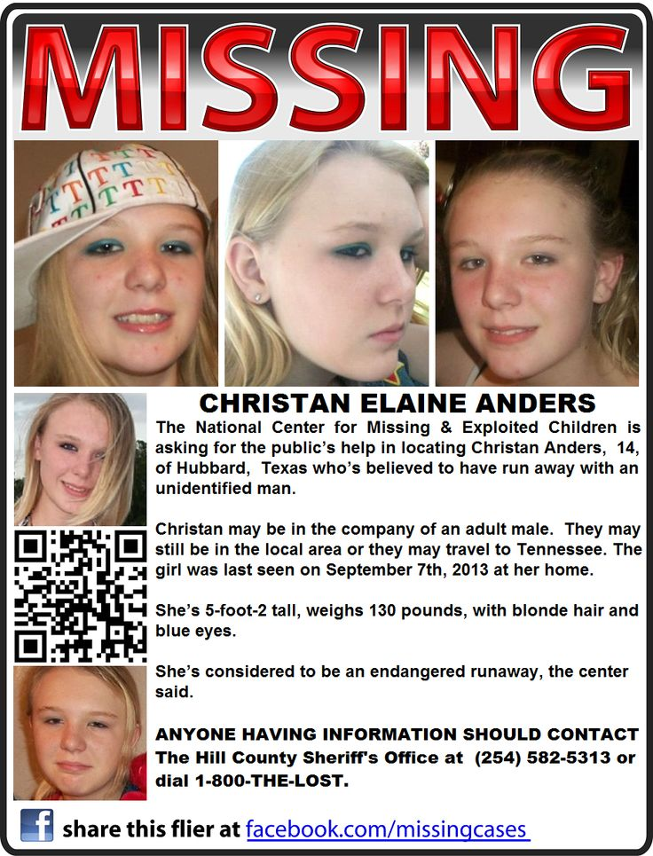 133 best Missing Persons images on Pinterest Searching, Black - missing person template