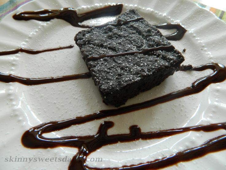 The Best Low Fat, Low Calorie Brownies - Yum, Yum!