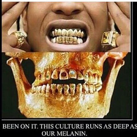 #gold #diamonds #mayans #incas #jewelry #asaprocky #grillz ...