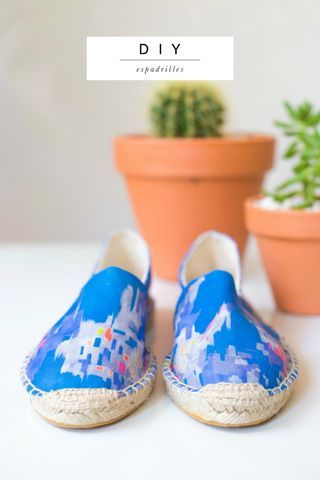 DIY Espadrilles | Ada Spragg | Bloglovin'
