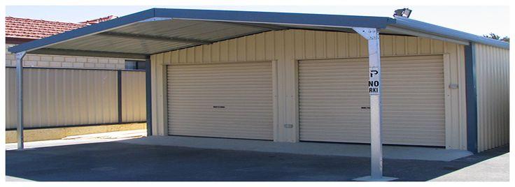 Build Garage, Build Carport, Perth WA, Garagewholers http://www.garagewholesalers.com.au/products/carportkits.aspx