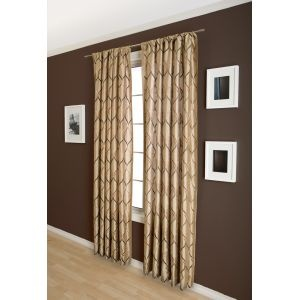 "Dress up your windows with Softline's ""Isabelle"".  A very..."