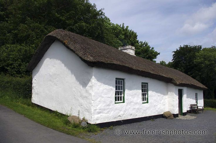 81 best irish cottages images on pinterest irish cottage for Traditional irish cottage designs