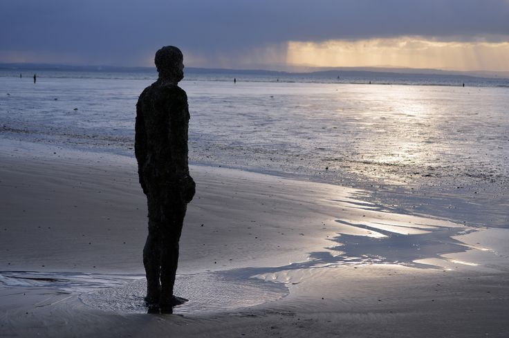 Another Place by Antony Gormley | Crosby Beach