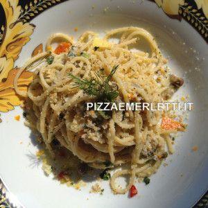 Spaghetti alici e agrumi.pizzaemerletti.it
