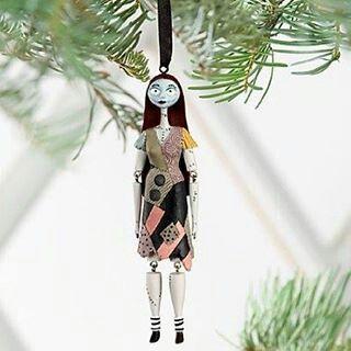 Nightmare Before Christmas tree decoration
