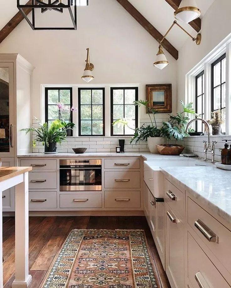 Kitchen Design Ideas White And Wood
