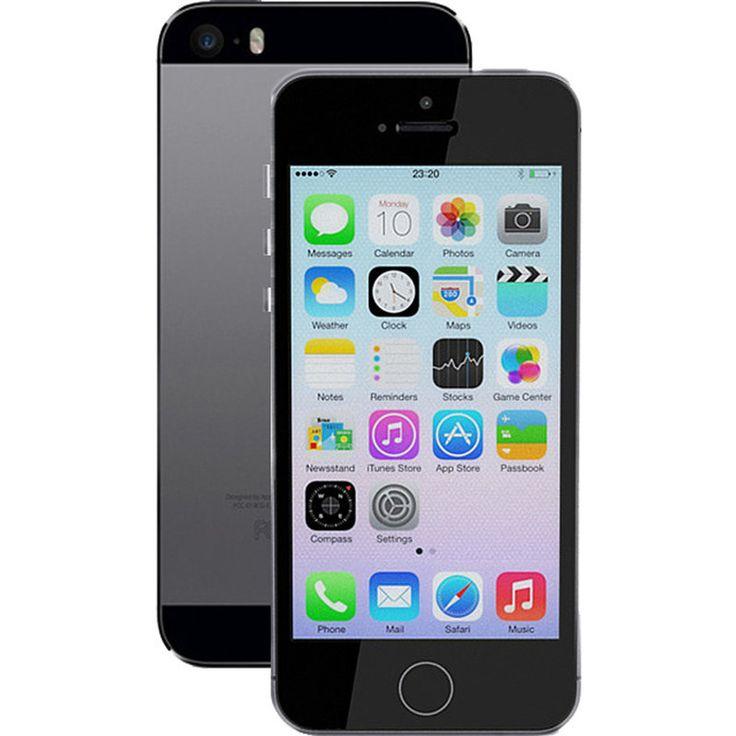 Apple iPhone 5S 64GB Space Grey - Refurbished Phone | Buy iPhone 5