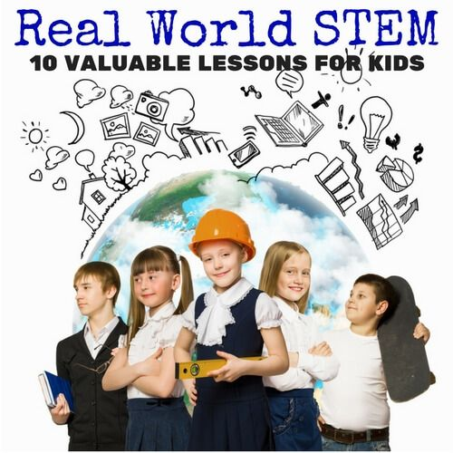 Real world STEM lessonsare valuable for kids. Choosing to make a difference, find a solution, and step out of the crowd, is so valuable for kids to feel comfortable doing today. Providing real world STEM activities or lessons can provide numerous skills to kids of all ages they can carry with them all their lives....Read More »