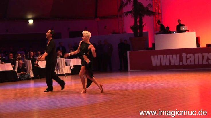 Cha Cha Cha - Michael Malitowski & Joanna Leunis - Euro Dance Festival 2014