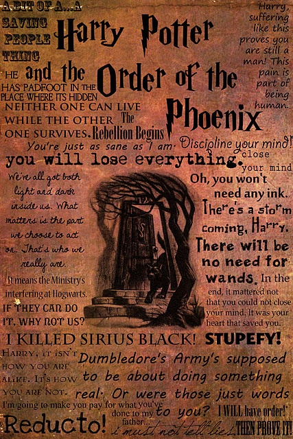 HP & the Order of the Phoenix