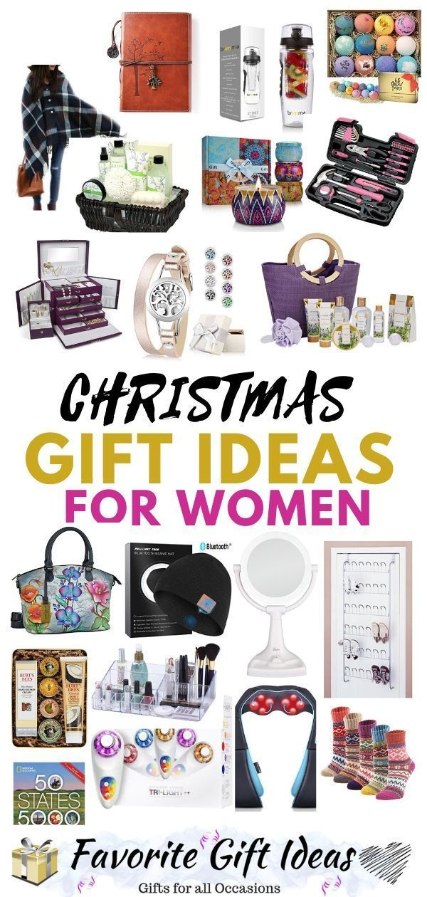 Best Christmas Gift Ideas For Women 2019 Family Holiday Gifts Unique Gifts For Girls Coworker Holiday Gifts