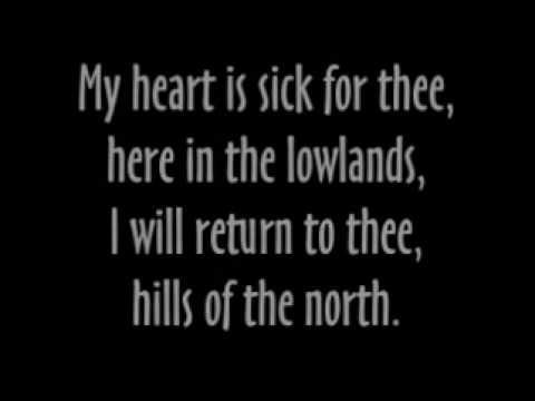 Land of the Silver Birch Lyrics - YouTube