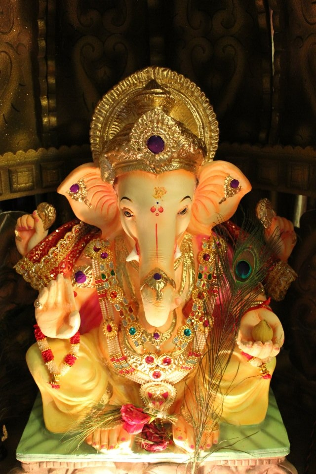 Ganesh Chaturthi: one of the important festival in India, wher the most beloved Ganesha or Ganapati is worshipped.