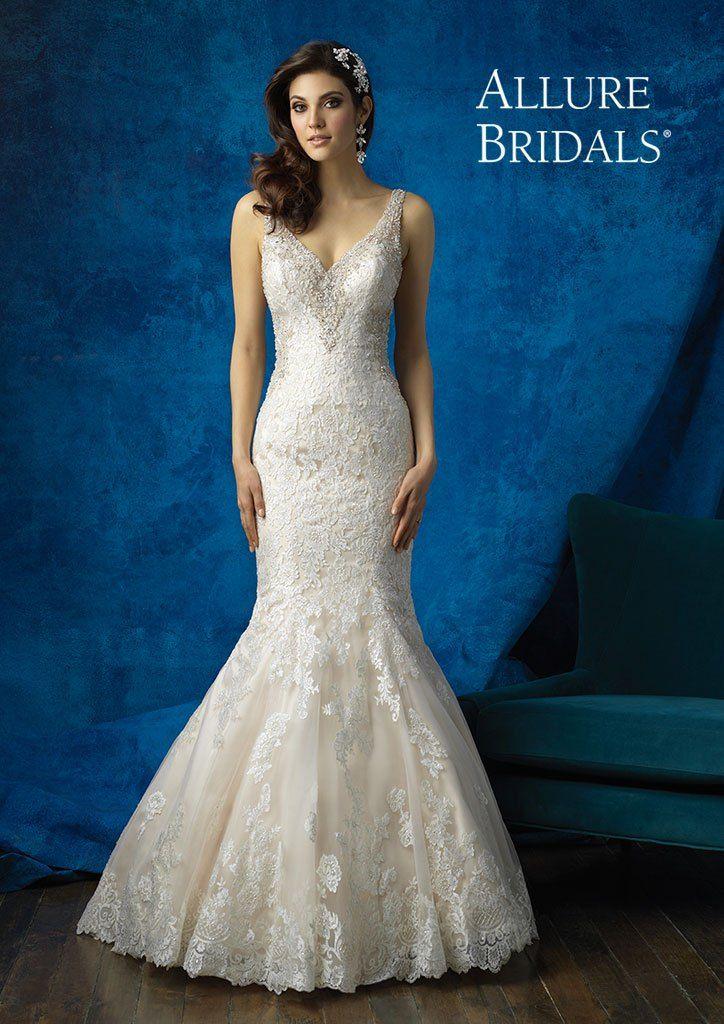Abito da sposa di Allure Bridals  - Momenti | Alta Moda Sposa