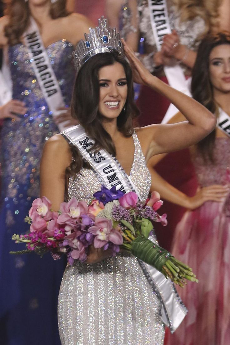 Colombia crowned as miss universe 2015 see paulina vega s best moments