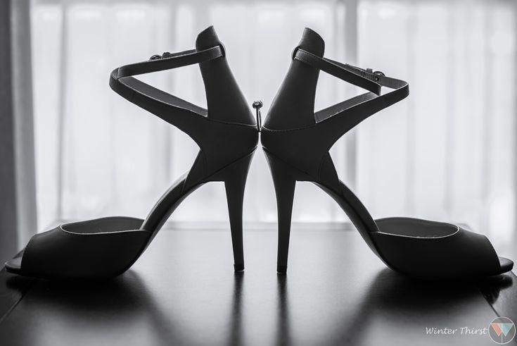 Wedding Ring + shoes Detail