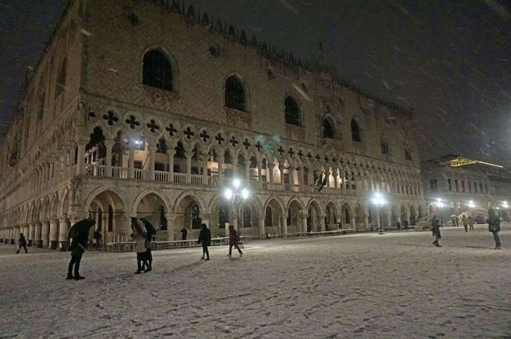 Venezia, gennaio  2017