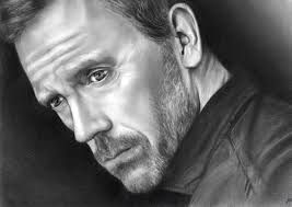 Hugh Laurie, mean pianist!