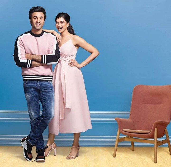 Ranbir Kapoor And Deepika Padukone For A New Advertisement If You Had To Choose Tamasha Or Yeh Jawaani Hai De Deepika Padukone New Advertisement Photoshoot