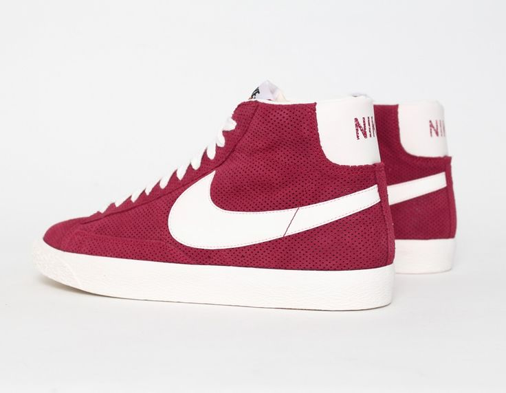 Nike Blazer Route Rouge