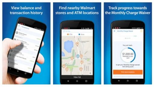 Download Walmart Money Card App for Android and IOS, IPhone and iPad