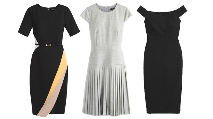 14 Powerful Work Dresses to Wear When You Want to Channel Claire Underwood | Washingtonian