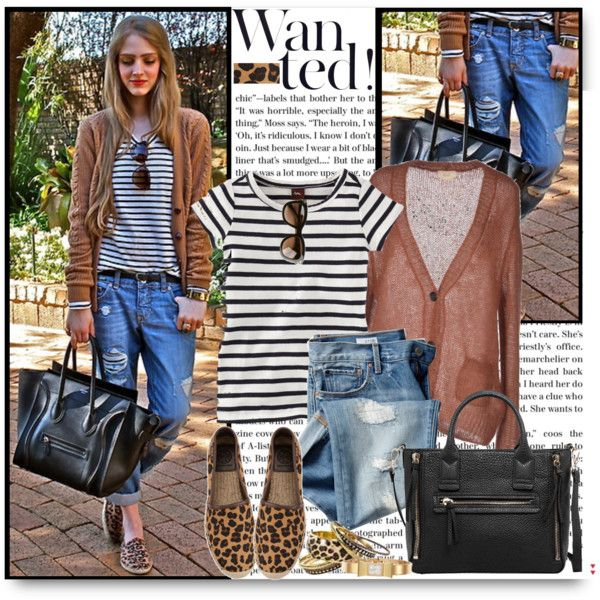 A fashion look from September 2014 featuring Forte Forte cardigans, Tory Burch flats and MANGO tote bags. Browse and shop related looks.